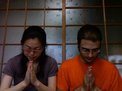 Cómo rezar en un templo shintoísta